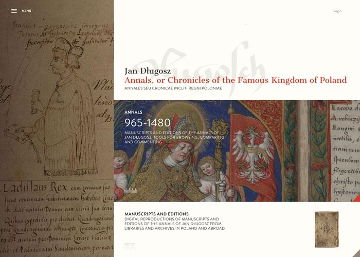 Jan Dlugosz's Chronicles
