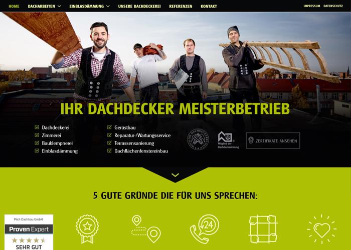 PILCH / Dachdecker aus Berlin