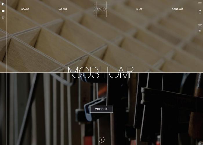 d.Mod Design Store | Workshop