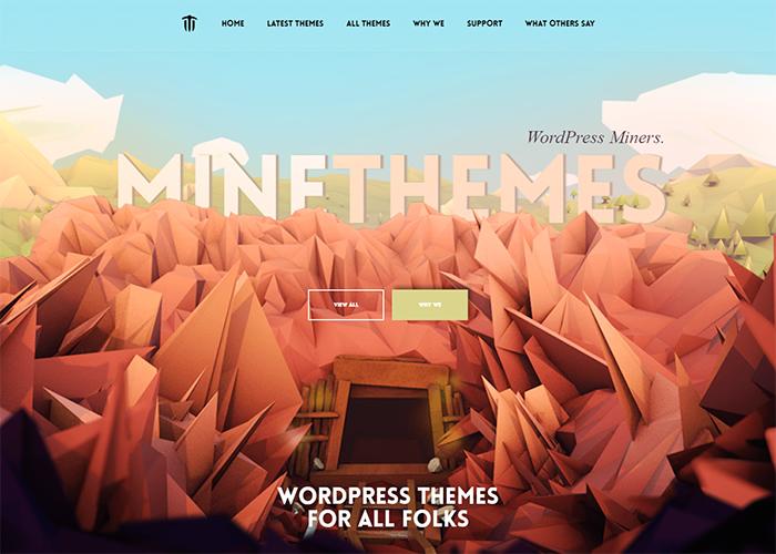 MineThemes - Premium Magnetic WordPress Themes