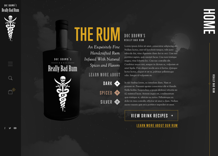 Really Bad Rum