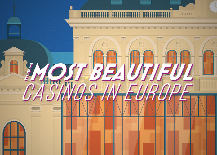 Most Beautiful Casinos of Europe
