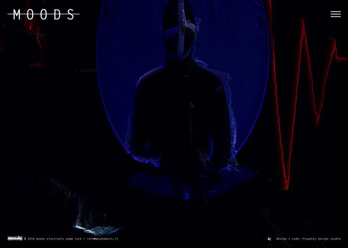 Moods - Electronic Pump Rock