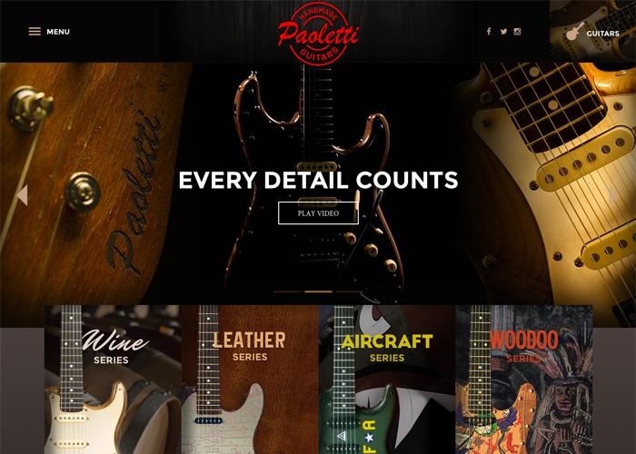 Paoletti Guitars