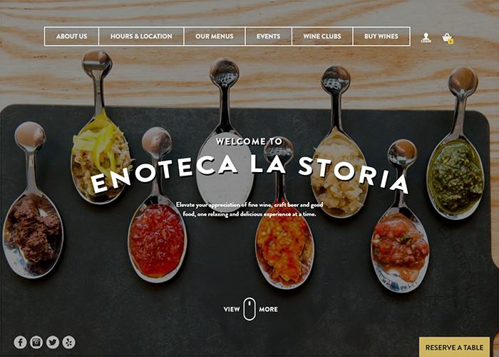 Enoteca La Storia