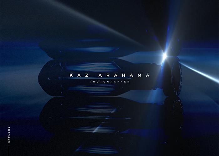 KAZ ARAHAMA