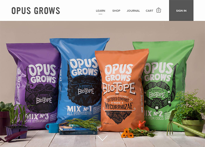 Opus Grows