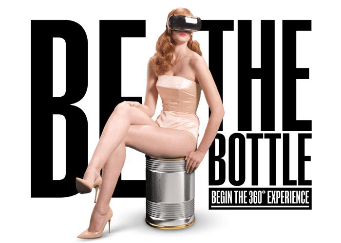 Jean Paul Gaultier - Be the Bottle