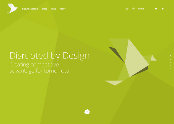 Disrupted by Design