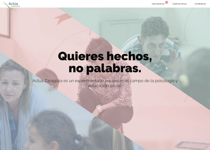 Actúa Zaragoza