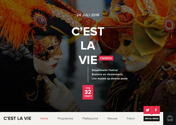 C'est la vie festival