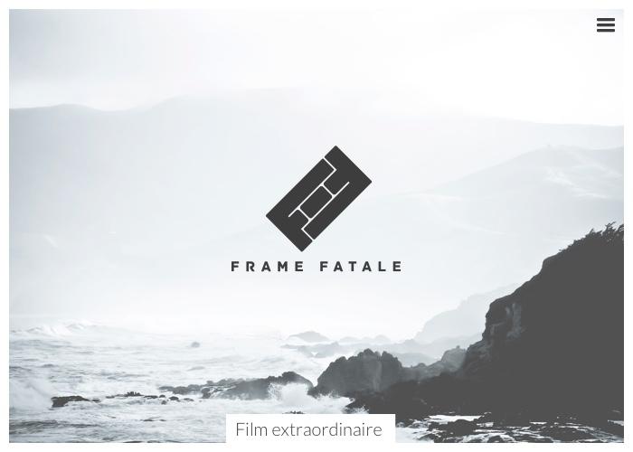 Frame Fatale | Film extraordinaire