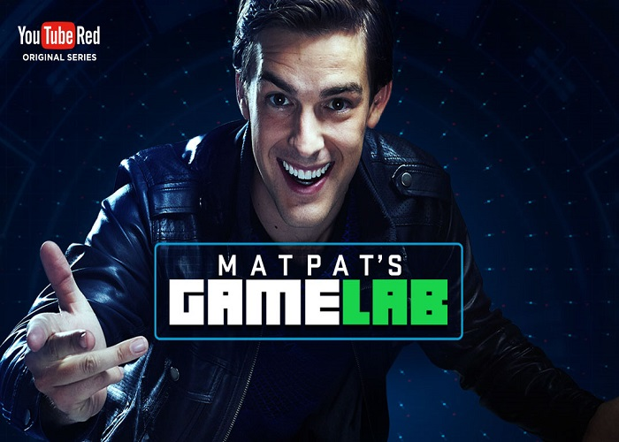 Matpat's Game Lab