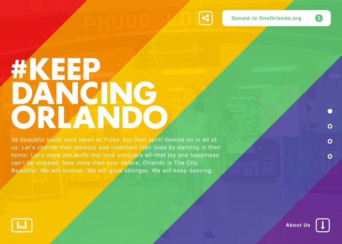 Keep Dancing Orlando