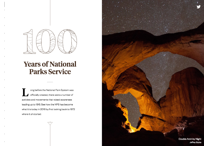 100 Years of National Parks