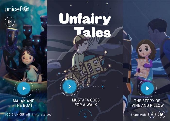 Unicef: Unfairy Tales
