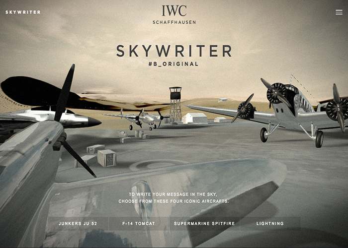 IWC Skywriter