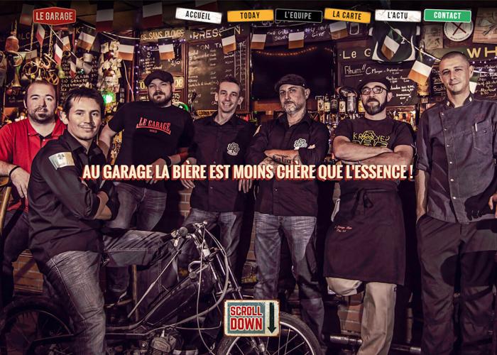 Le Garage Bar