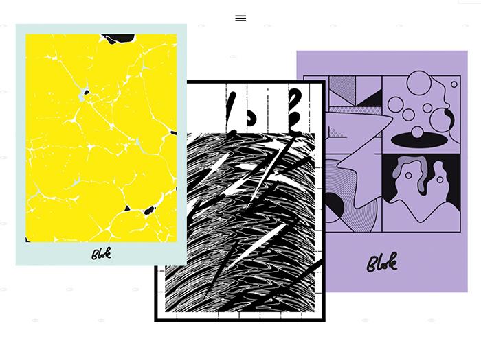 blok awwwards nominee. Black Bedroom Furniture Sets. Home Design Ideas