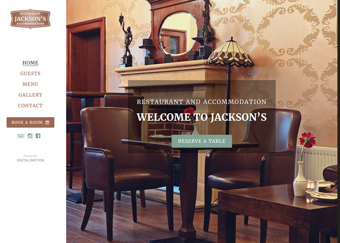 Jackson's Restaurant and Accomodation