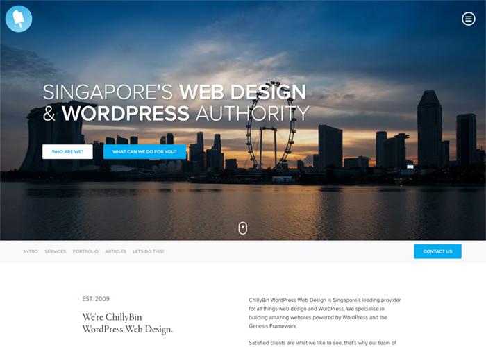ChillyBin WordPress Web Design