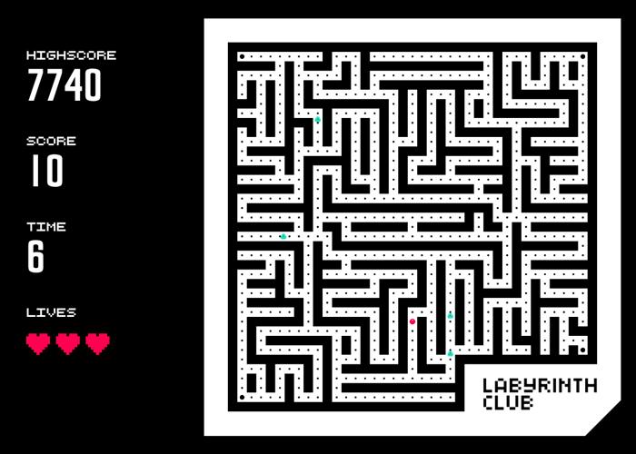 Labyrinth club Belgium