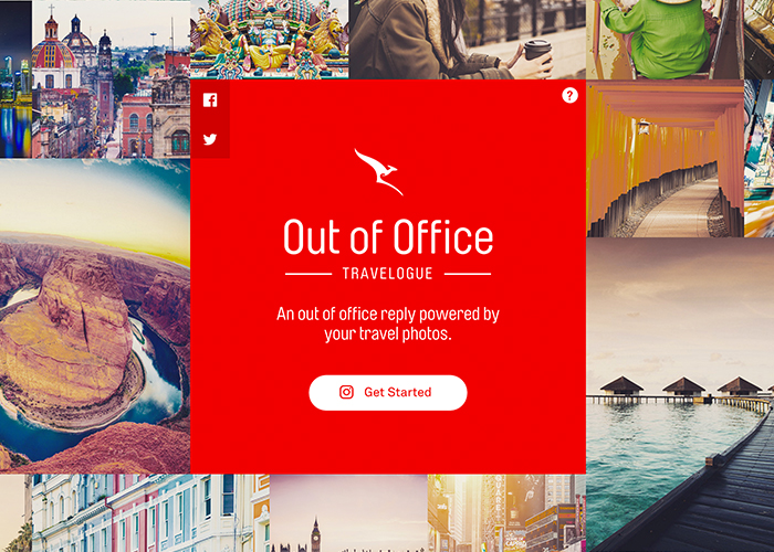 Qantas Out of Office