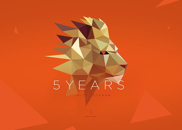 5 years with Sutunam !