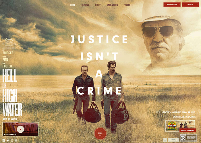 Hell or High Water - Official Movie Site
