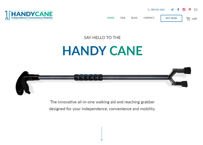 The Handy Cane
