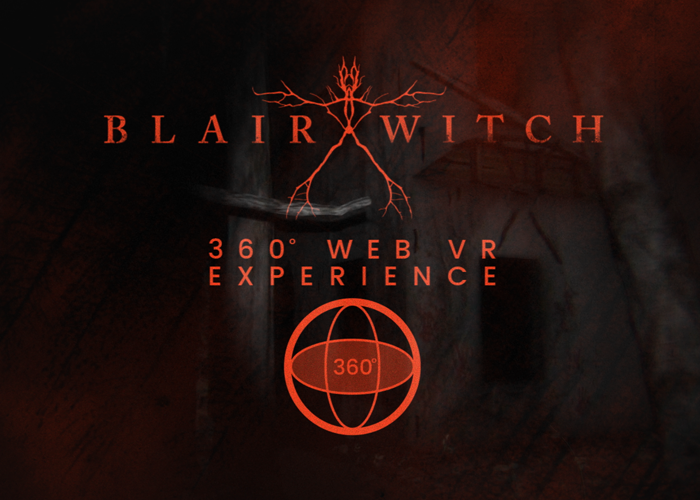 Blair Witch 360° Web VR Experience
