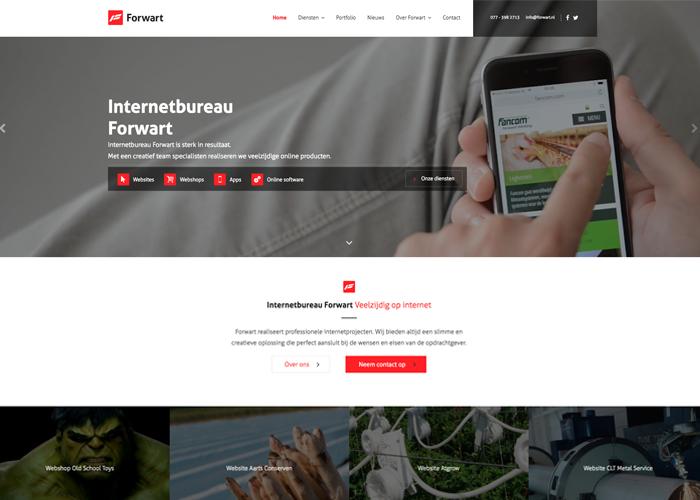 Internetbureau Forwart