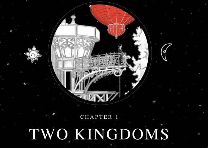 A Story of the Kingdoms of the Moon and of the Sun - Chapter 1