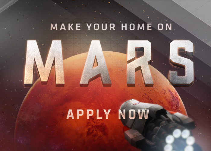 Make Mars Home