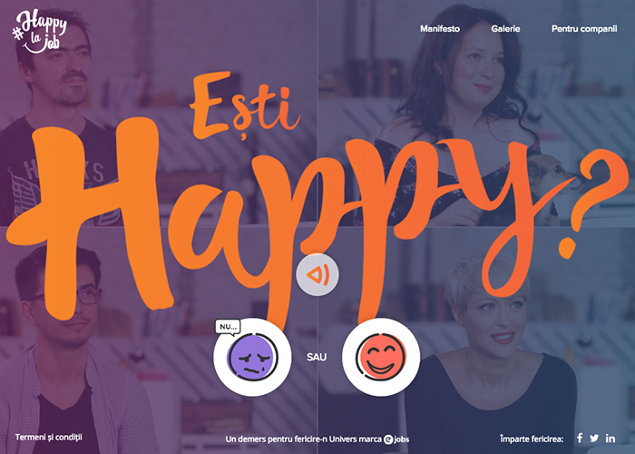 #HappyatWork Manifesto for Happiness