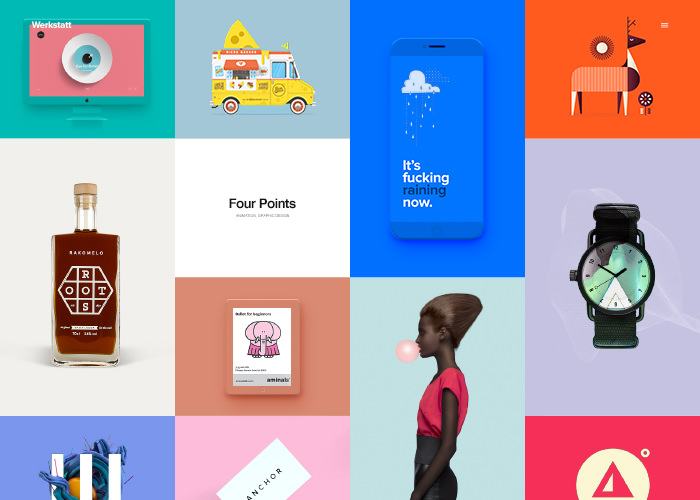 WerkStatt - Creative Portfolio Theme - Awwwards Nominee