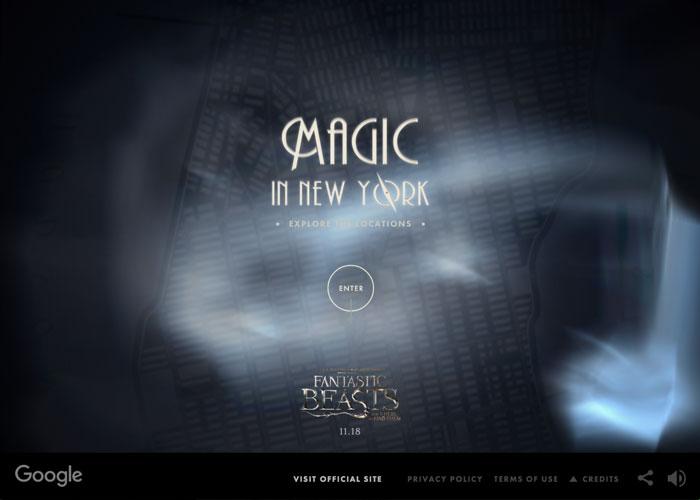Magic in New York