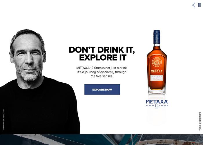 DON'T DRINK IT, EXPLORE IT