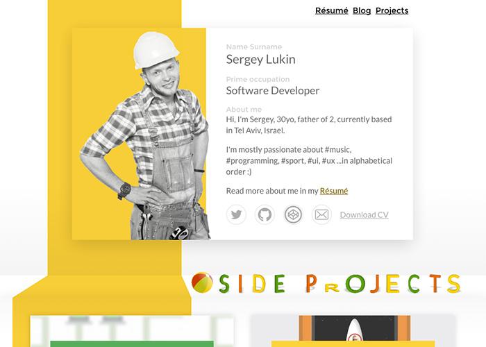Sergey Lukin
