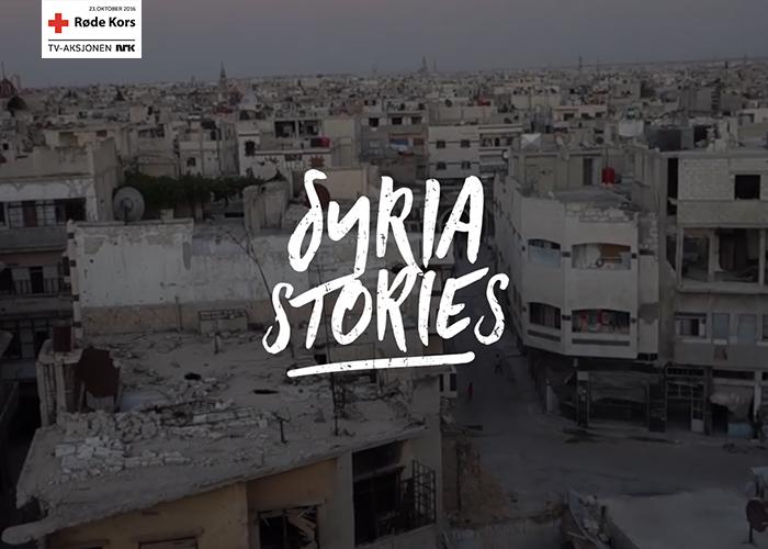 Syria Stories