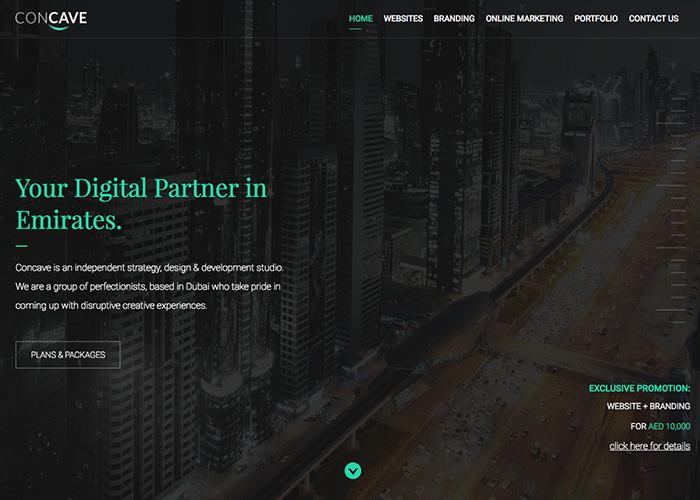 Concave Digital Agency Dubai, U.A.E