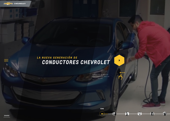 A new generation of cars for a new generation of drivers.