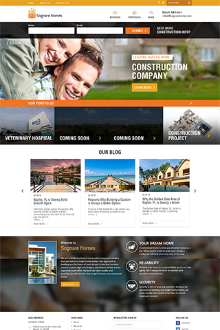 Sognare Homes