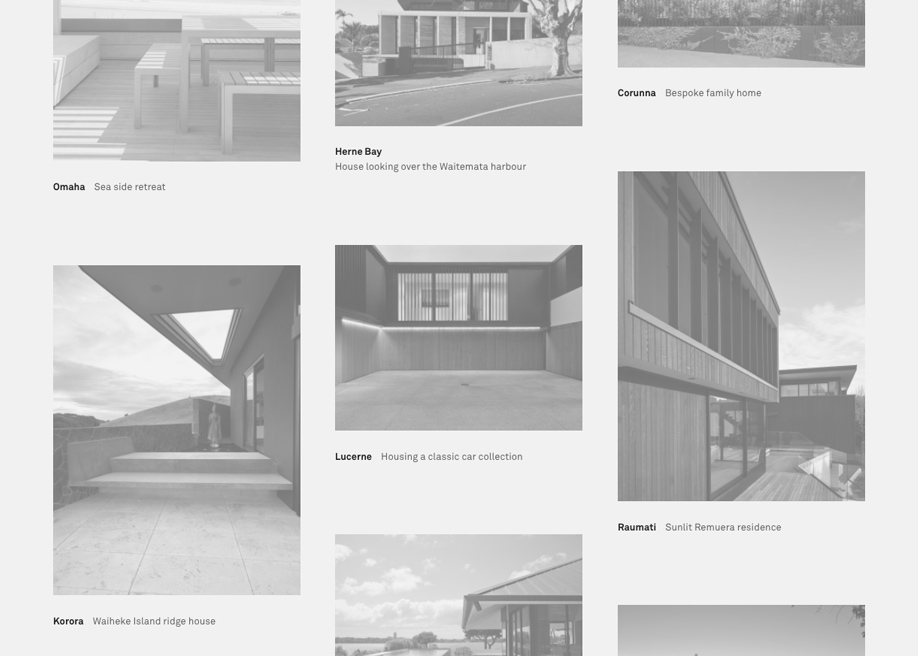 Daniel Marshall Architects