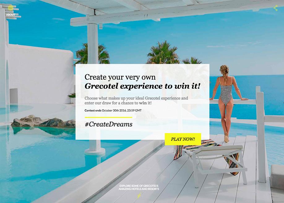 #CreateDreams