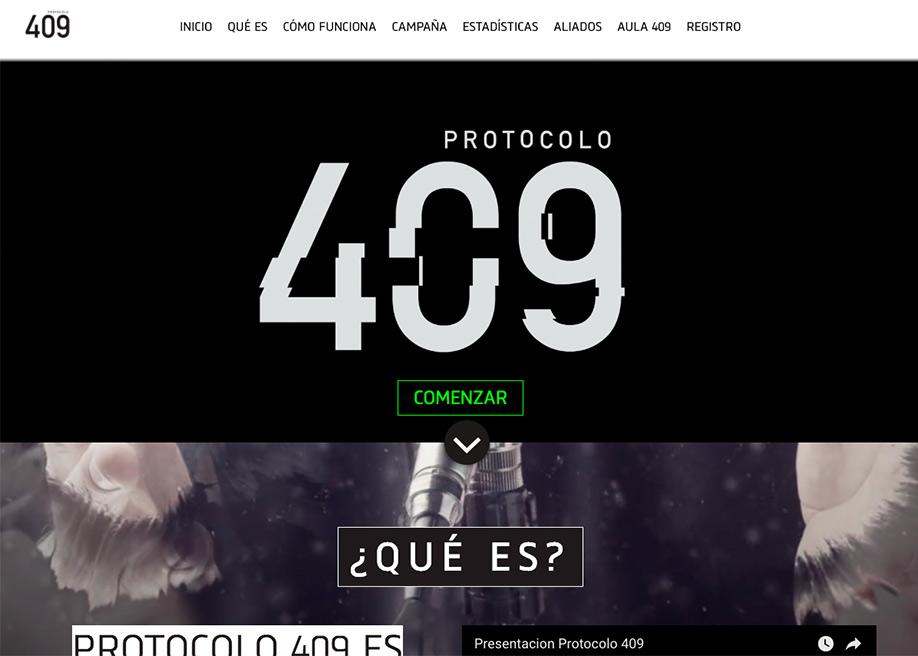 Protocolo 409