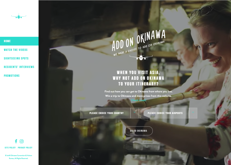 ADD ON OKINAWA