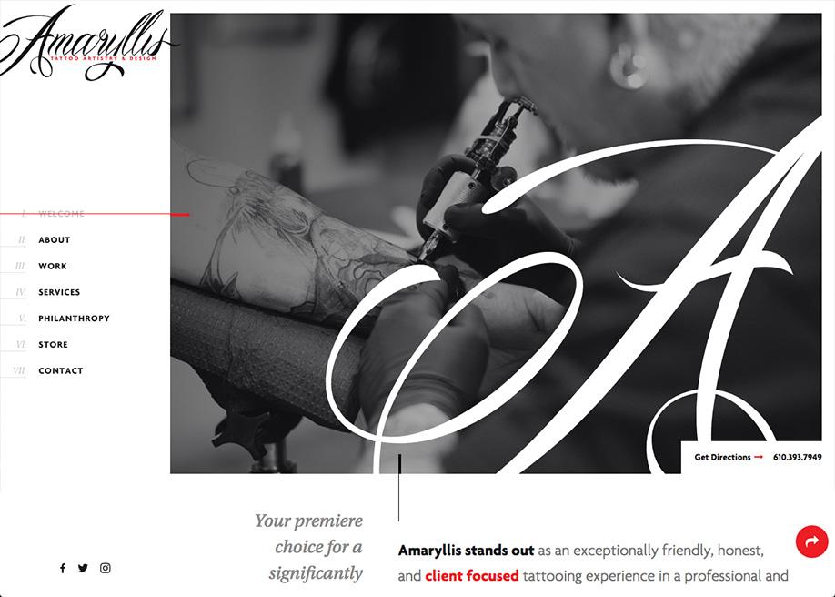 Amaryllis Tattoo Artistry