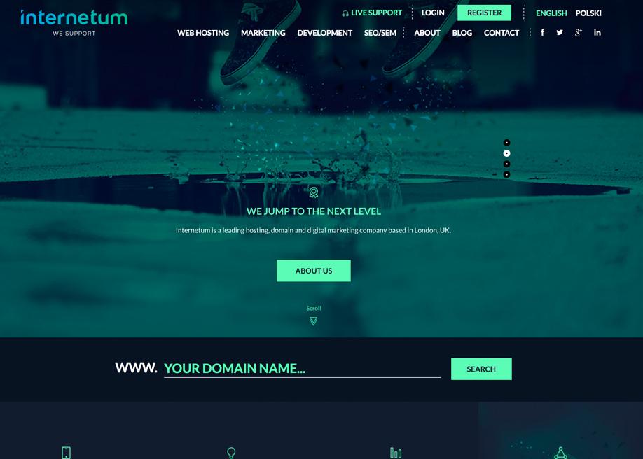 Internetum