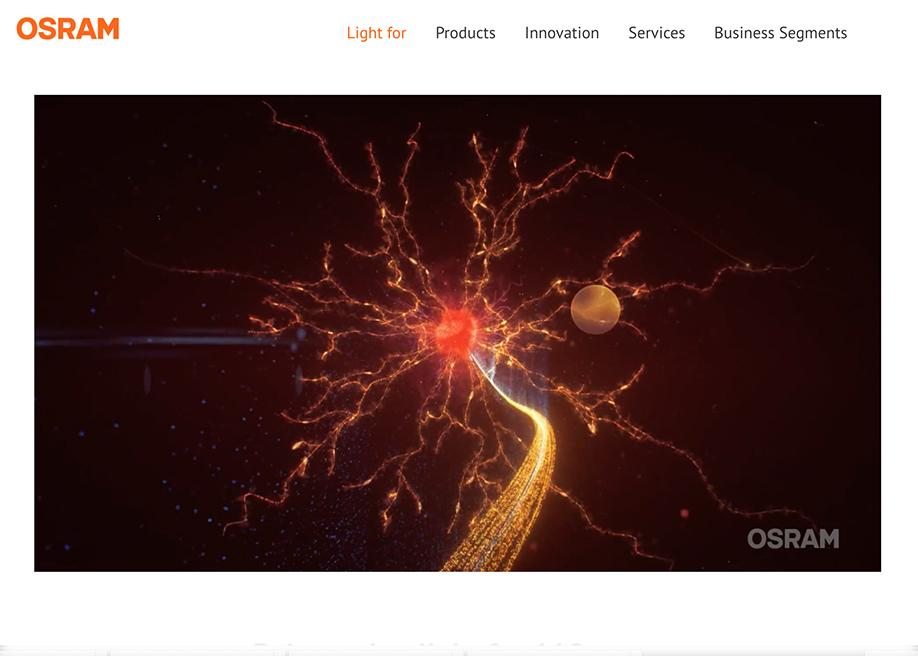 OSRAM ReInventing Light